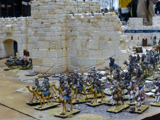 Salute 2014 - SAGA: The Crescent and the Cross by Studio Tomahawk and Gripping Beast