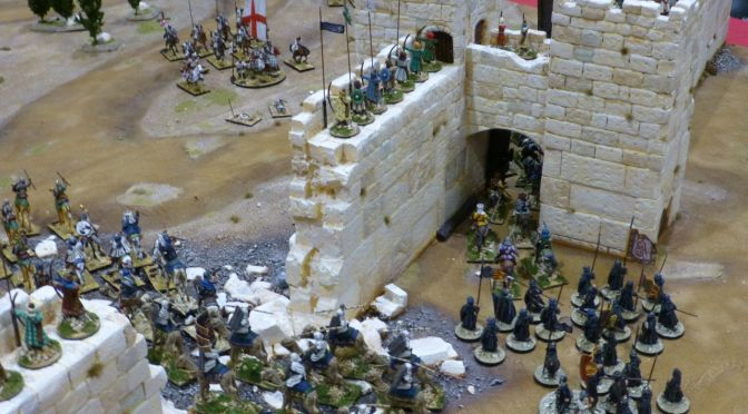 Salute 2014 – The Crescent and the Cross