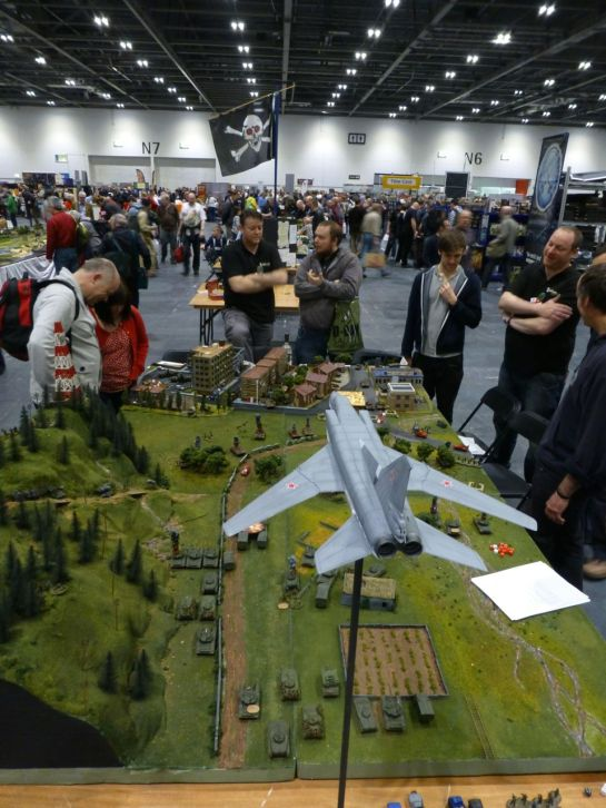 Salute 2014 - Turmoil in Tskhinvali by Leicester Phat Cats