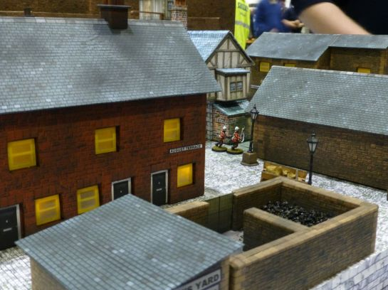 Salute 2014 - Dirty Ole Town by Just About Games