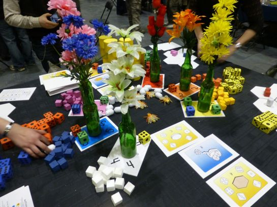 Salute 2014 - Waggle Dance by Grublin Games