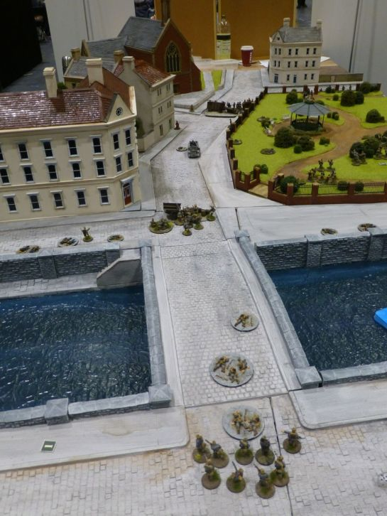 Salute 2014 - Somewhere in Belgium by Maidstone Wargames Society