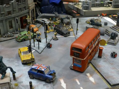 Salute 2014 - ZombieTV by Crooked Dice Game Design Studio
