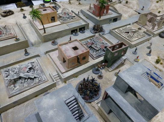 Salute 2014 - Bad Ar:se by Hasslefree Miniatures