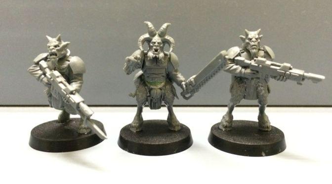Beastmen of the Astra Militarum