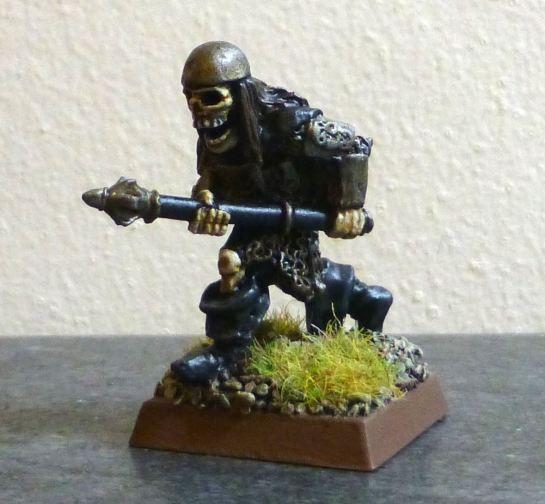 Warhammer Undead Pre-Slotta Skeleton for Oldhammer