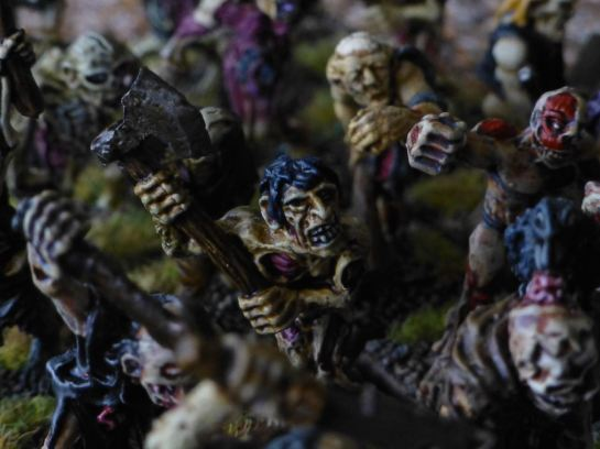 Warhammer Undead Zombies for Oldhammer