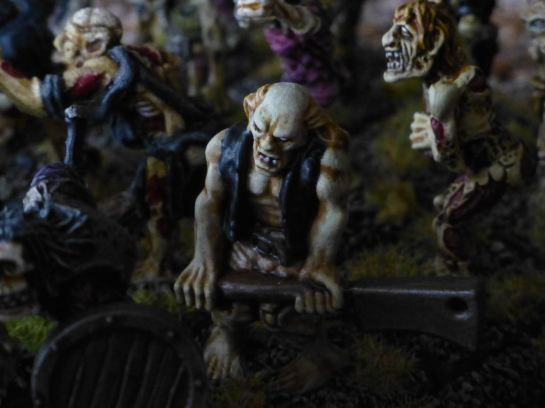 Warhammer Undead HeroQuest Zombie for Oldhammer