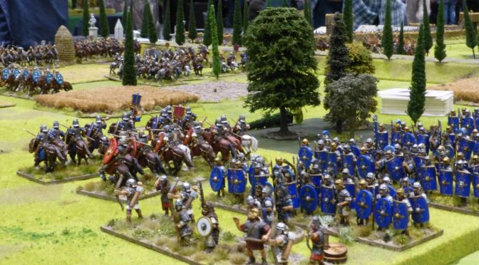 Salute 2015 – Ancients & Medieval