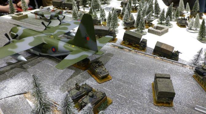Salute 2015 – Modern Warfare