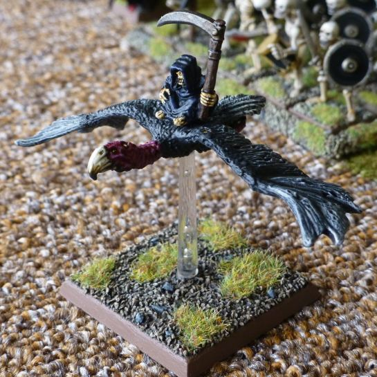 Warhammer Undead Carrion for Oldhammer