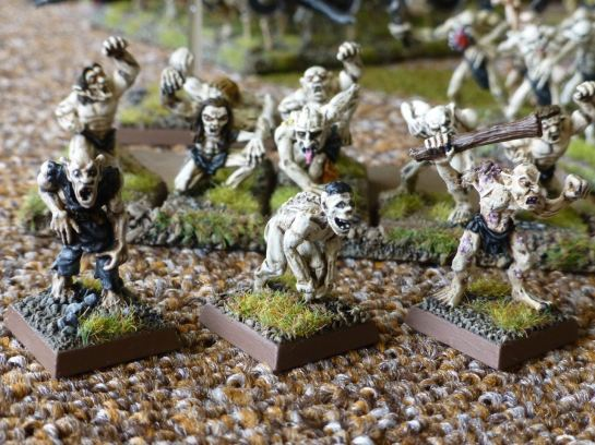 Warhammer Undead Ghouls for Oldhammer