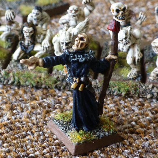Warhammer Undead Liche for Oldhammer