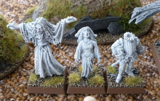 Warhammer Undead Ghosts for Oldhammer