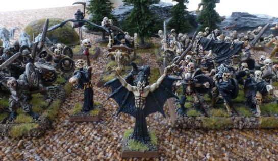 Warhammer Undead Vampire for Oldhammer