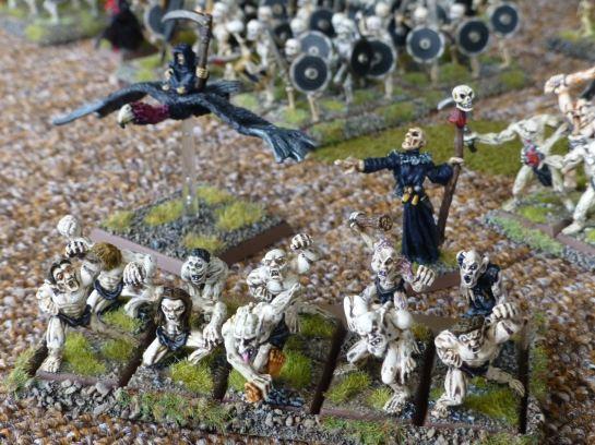 Warhammer Undead reinforcements for Oldhammer