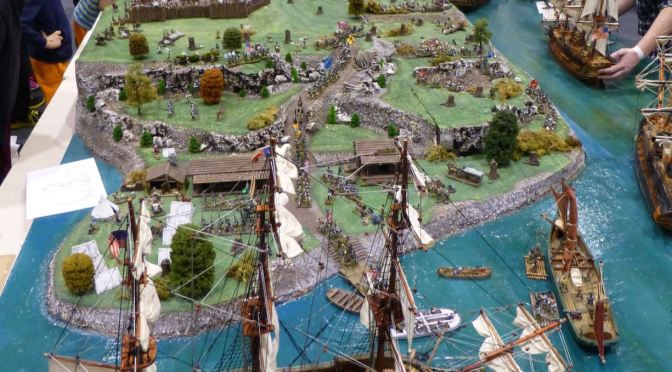 Salute 2015 – Horse & Musket