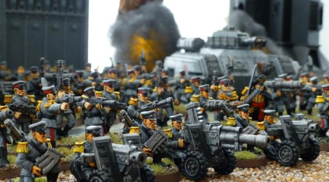 Warhammer 40k Armies – Mordian Iron Guard