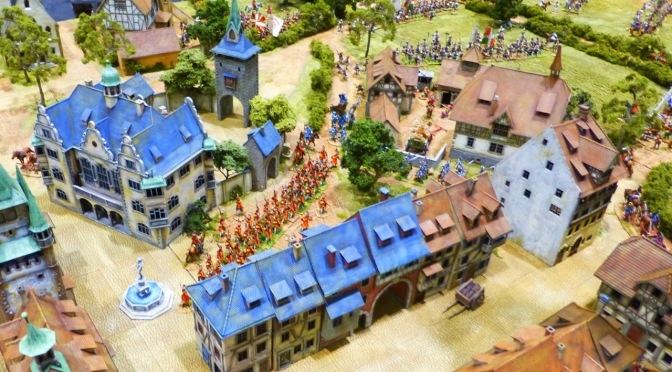 Salute 2016 – English Civil War to Mexican Revolution