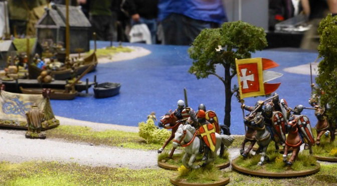 Salute 2016 – Ancients & Medieval