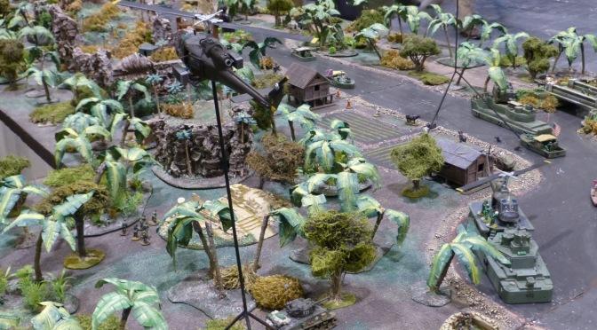 Salute 2016 – World War 2 & Modern Warfare
