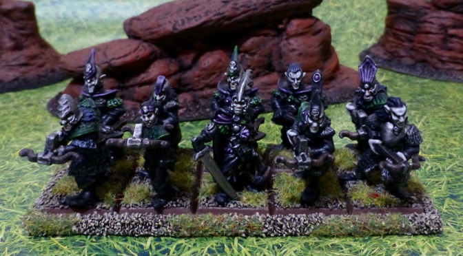 Evil Crossbowmen of the Dark Citadel