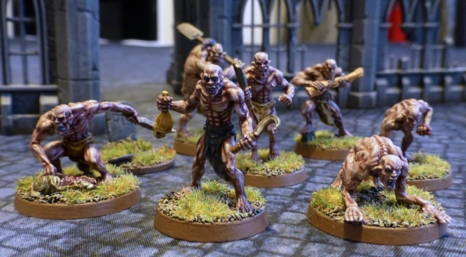 Prowling Pack of Ghouls