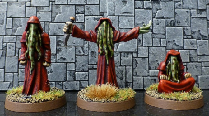 Cultists of the Kraken Lord