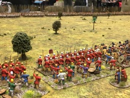 Salute 2017 – Ancients &Medieval