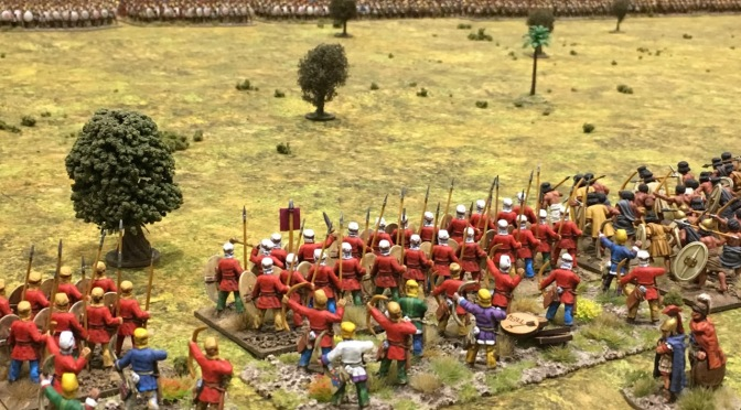 Salute 2017 – Ancients & Medieval