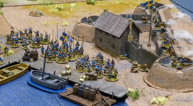 Salute 2017 – Horse & Musket
