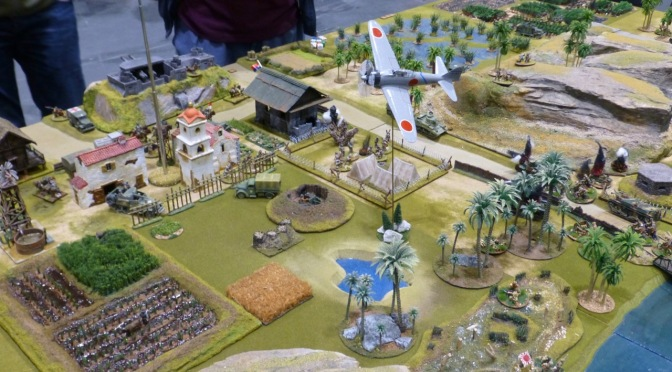 Salute 2017 – World War 2