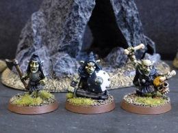 Rampant Night Goblins