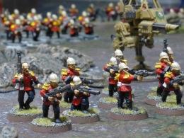 Praetorian Guard Advance