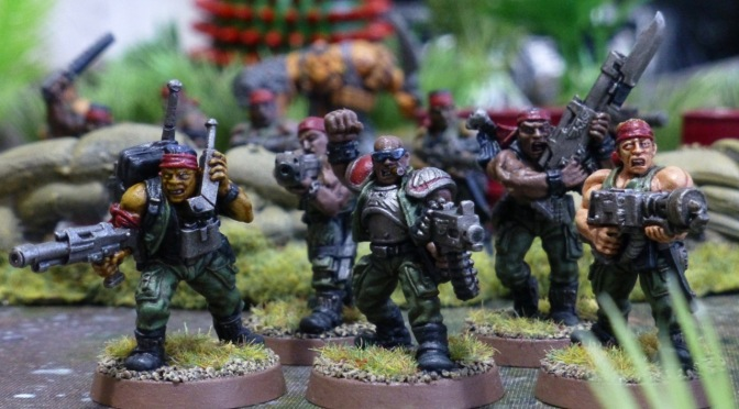 Catachan Command