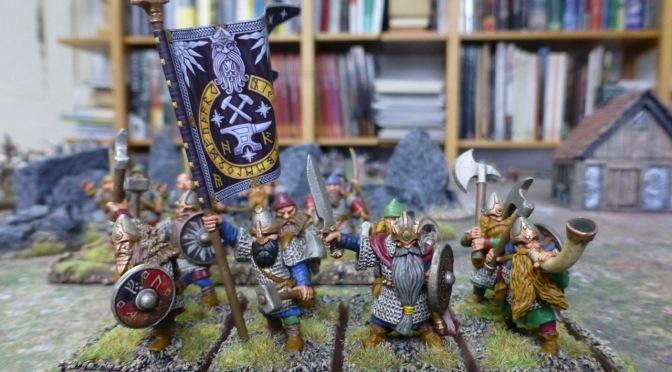 The Dwarf King's Oath