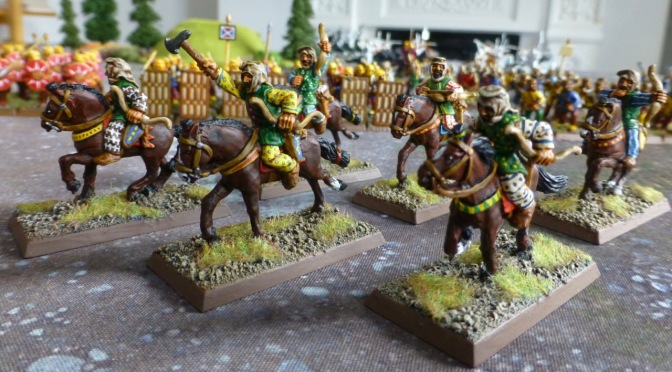 Persian Skirmishers