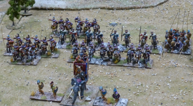 Salute 2018 – Ancients & Dark Ages