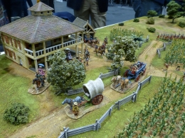 Salute 2018 – Horse & Musket to Colonial
