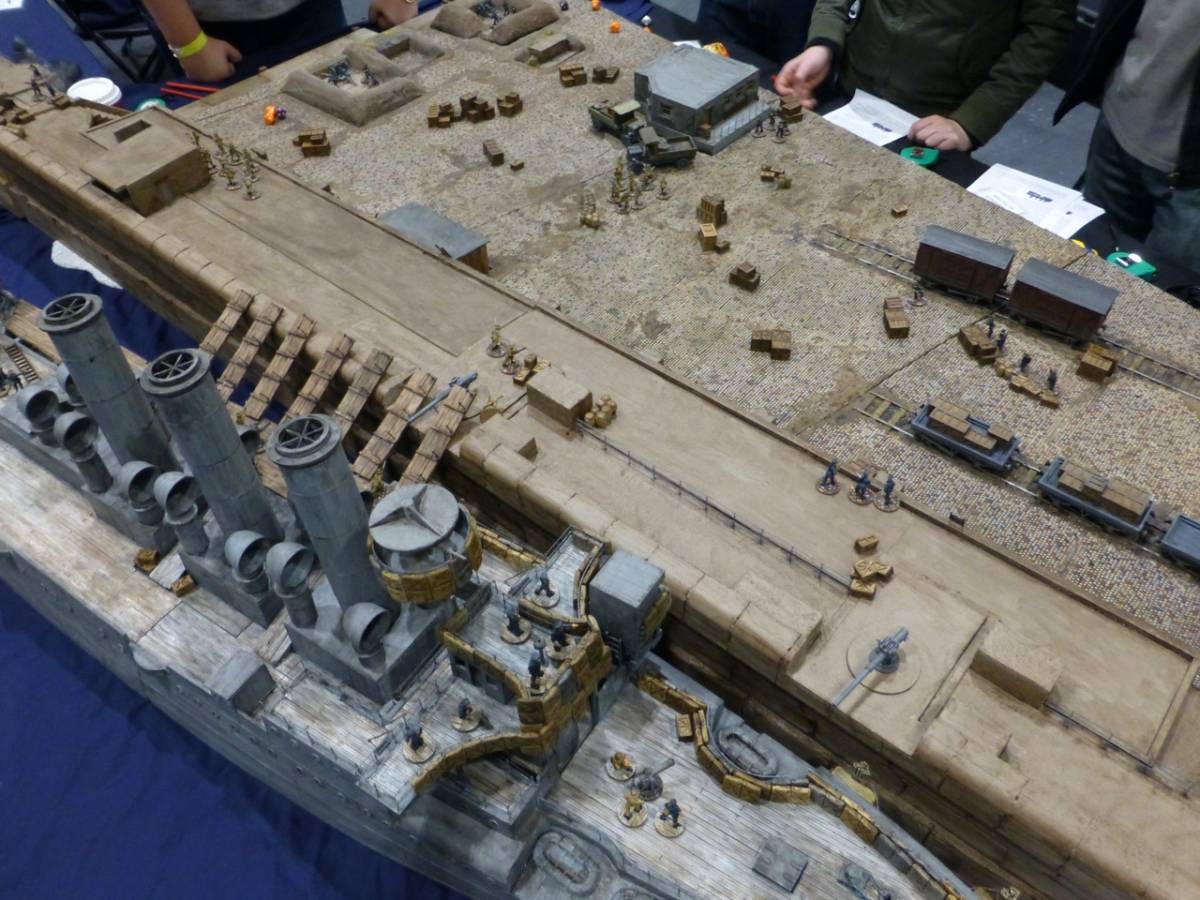 Salute 2018 - World War 1