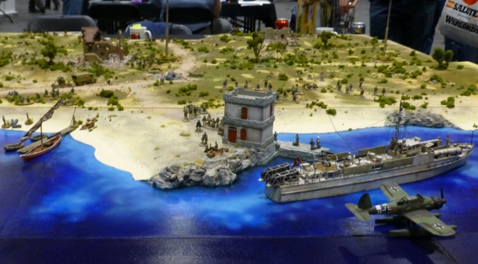 Salute 2018 – World War 2