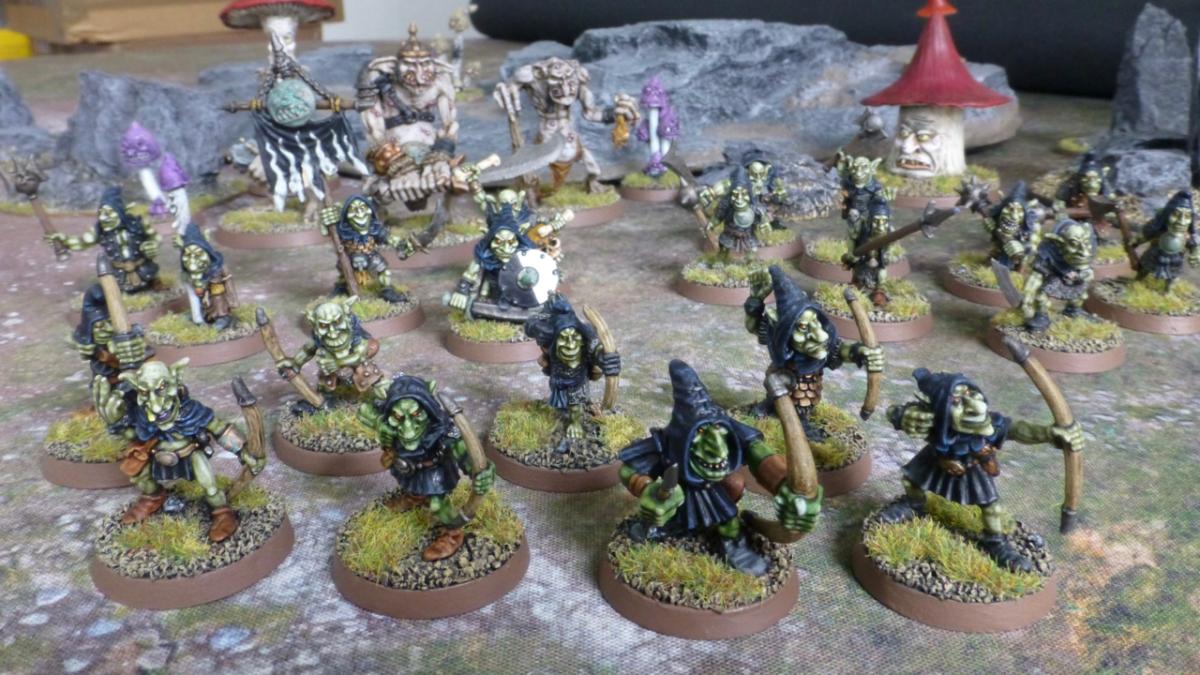 The Doom Goblins' Saga