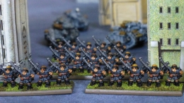Imperial Guard Infantry Support