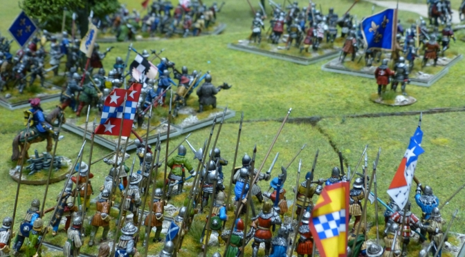 Salute 2019 – Ancients & Medieval
