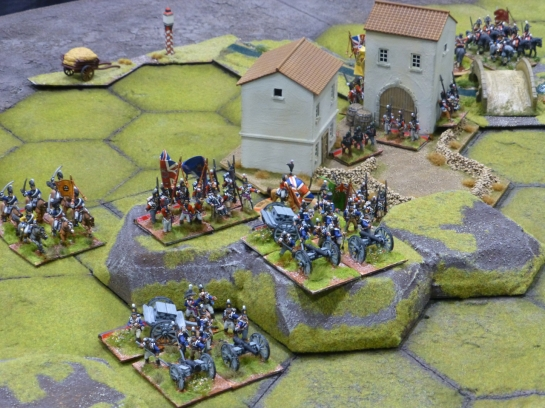 Battle in the Napoleonic Wars