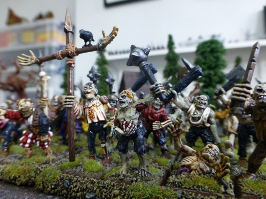 Zombies for Warhammer Fantasy Battle