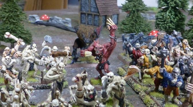 Warhammer Armies – Ghoul Kings