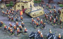 Warhammer 40k Armies – Praetorian Guard