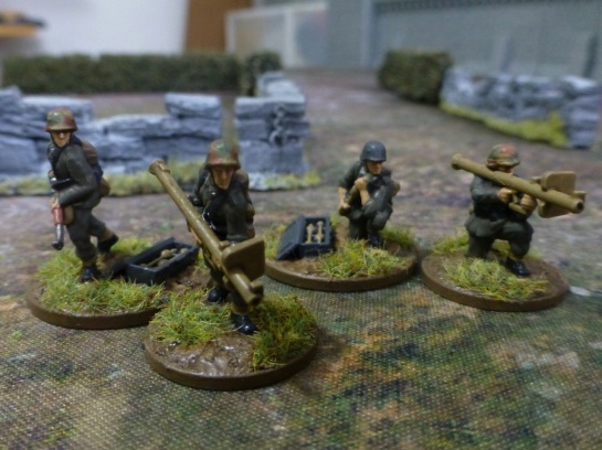 German panzerschreck teams Normandy 1944