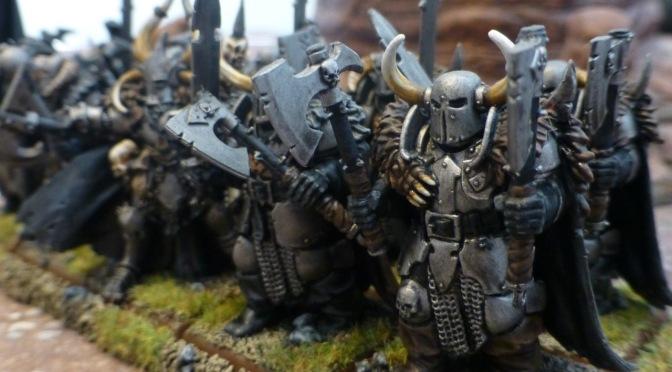Warriors of the Dark Gods